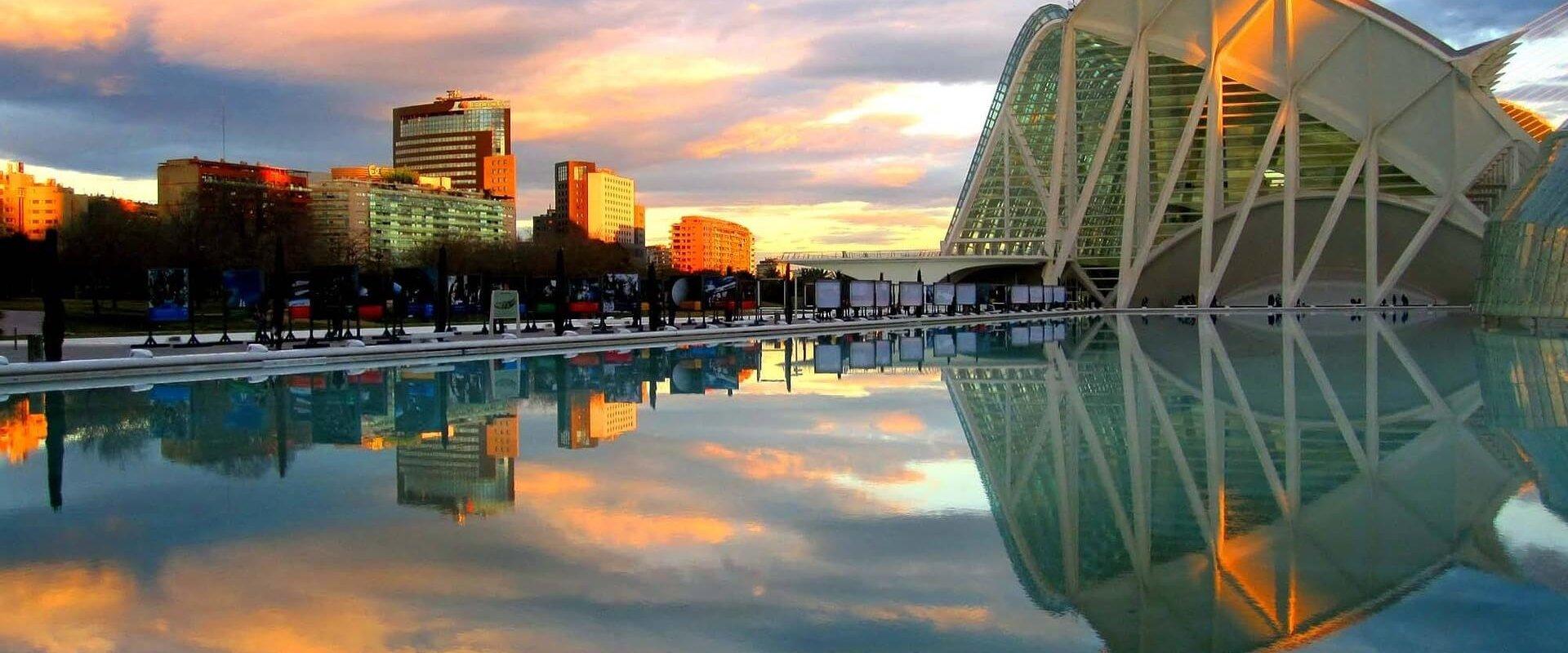 Cité des sciences et des arts Valencia