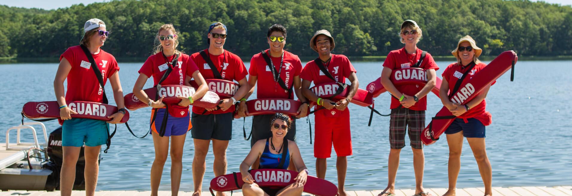 Group des sauvateurs aux USA